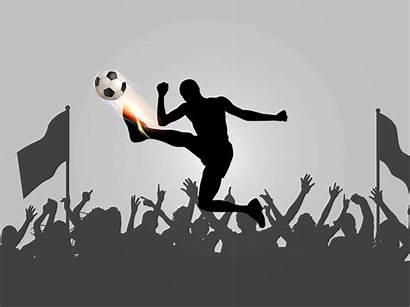 Football Graphics Soccer Clip Field Freevector Deneme