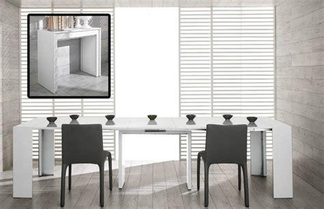 modrest morph modern ultra compact extendable white