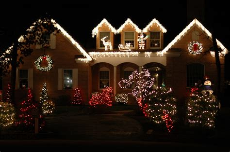 incredible home christmas light displays goedekers