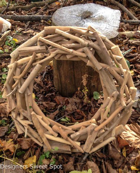 hometalk     rustic wooden wreath