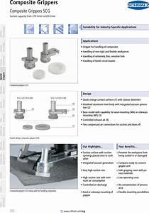 Flow Schmalz Composite Grippers Scg 1505494672 User Manual