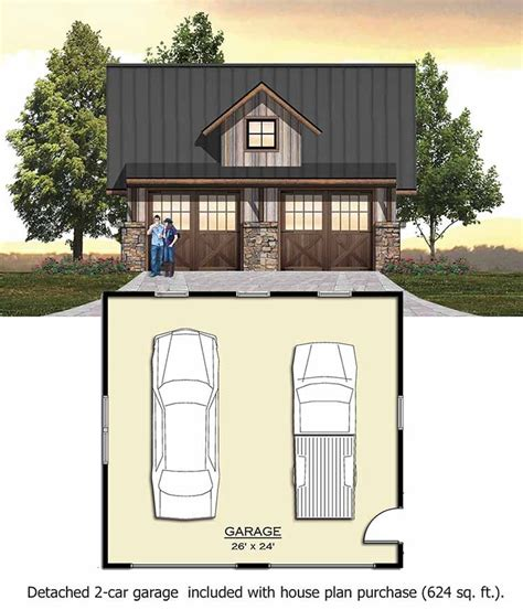 split bedroom country inspired vacation house plan architectural design house plans country