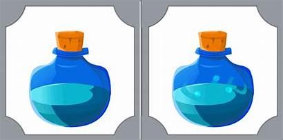 Potion Bottle Icon Competition Grillbys 2d Hexels