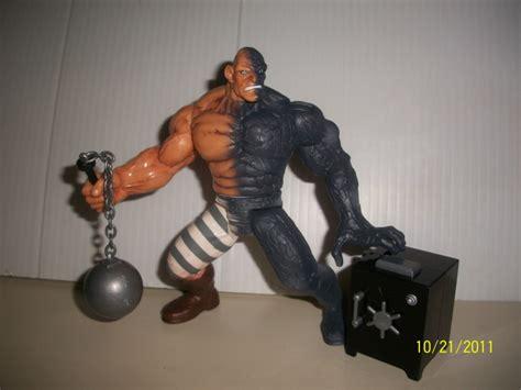 marvel action figures 4 toy biz thor the hulk abomination