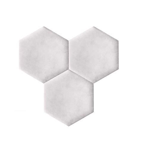 "Decorative self adhesive plates DECORK ""TEXTIL line"" gray"