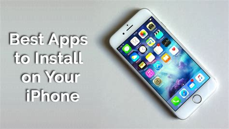 best new iphone best apps to install on your new iphone i m programmer