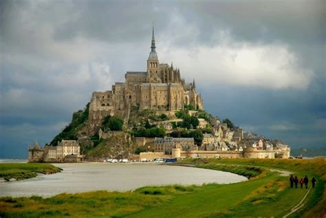 le mont michel photo 8614330 fanpop