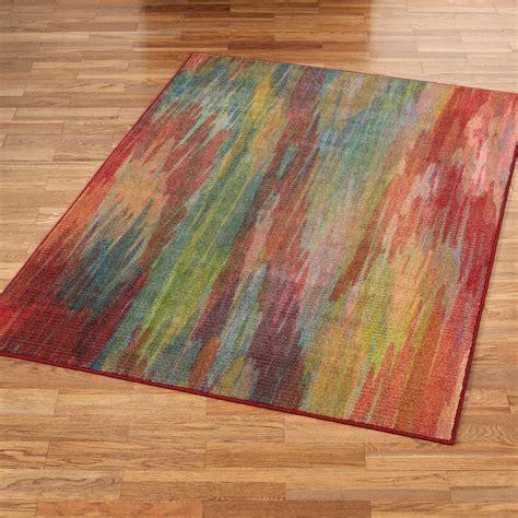 multi color area rugs cool multi colored area rug 50 photos home improvement