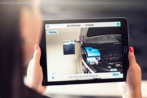 Hyundai Is Launching Augmented Reality Owner U0026 39 S Manuals For