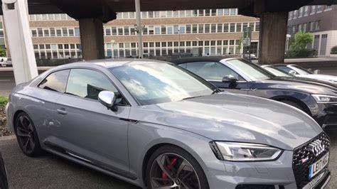 Audi Rs5 Grey by Audi Rs5 In Nardo Grey