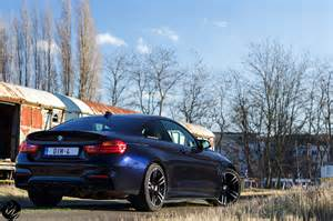 BMW M4 Azurite Black Metallic