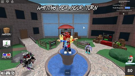 Funny moments & skits in roblox! Murder Mystery 2 Funny Moments - YouTube
