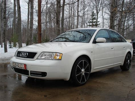 Audi A6 Modification by Dubaudi00 1999 Audi A6 Specs Photos Modification Info At
