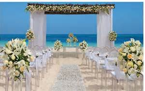 punta cana weddings potential wedding setup at dreams punta cana resort spa beautiful wedding wedding