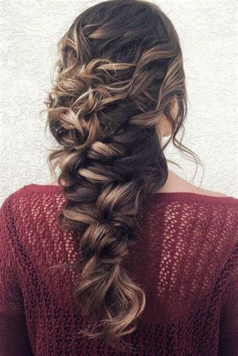 Messy Mermaid Braid 101 Pinterest Braids That Will Save