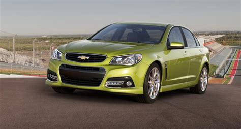 2015 Chevrolet Ss Color Options