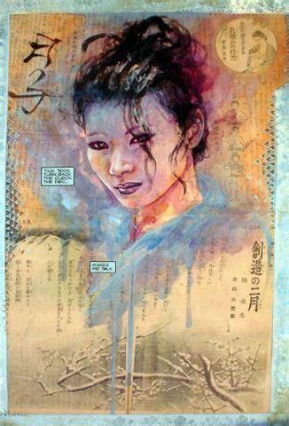 kabuki vol  circle  blood kabuki   david  mack