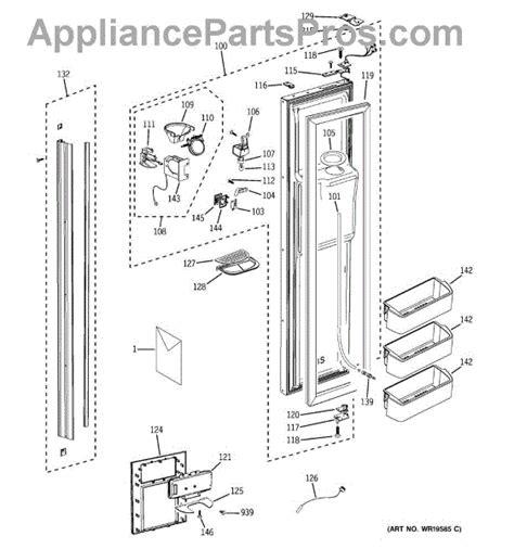 ge wrx tube water   appliancepartsproscom