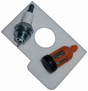 Air Fuel Filter Plug Fits Stihl Chainsaw 017 018