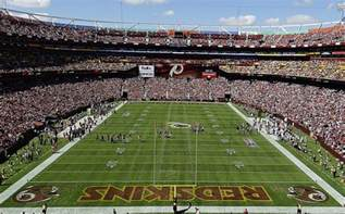 Washington Redskins Stadium FedEx Field 2016