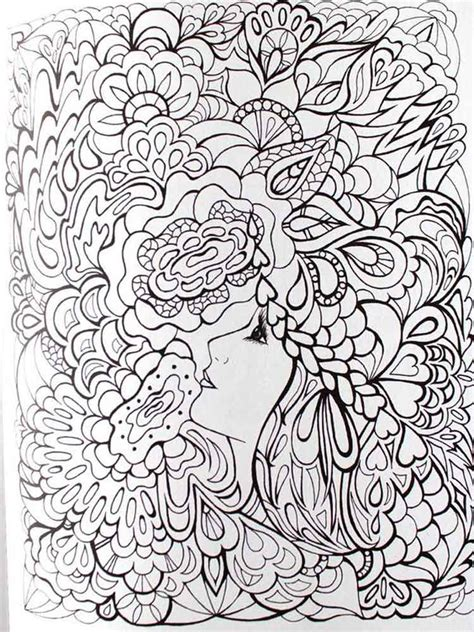 Coloring Therapy by Therapy Coloring Pages For Adults Free Printable