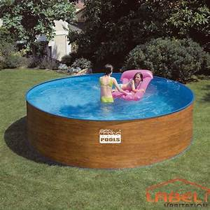 Piscine Hors Sol Acier Imitation Bois : piscines san marina achat vente de piscines san marina ~ Dailycaller-alerts.com Idées de Décoration
