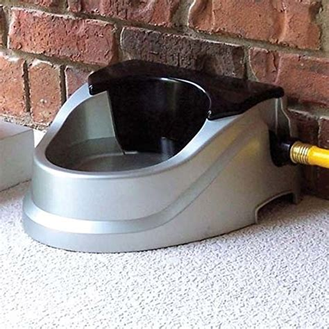 auto fill water bowl 10 best outdoor water bowls outdoor world 7521