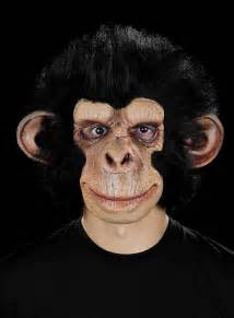 Chimp Monkey Animal Mask