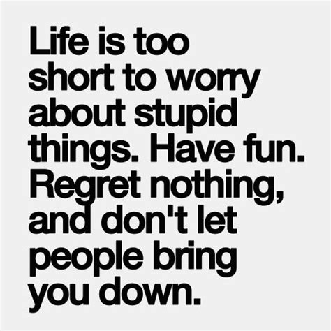 life   short quotes