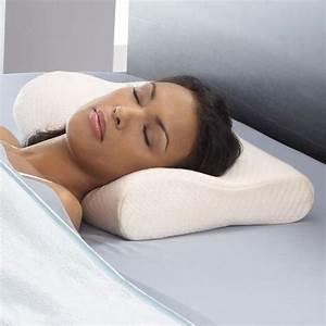 Tempur pedic swedish neck pillows brookstone for Brookstone pillows