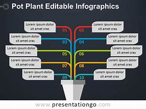 Free Powerpoint Templates About 10 Options