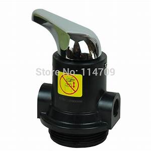 Coronwater Manual Control Valve F56e Water Filter For