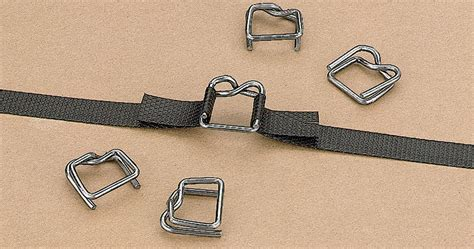 metal strapping buckles