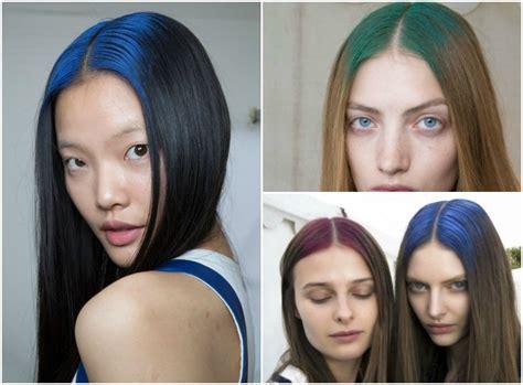 colored roots rainbow roots 5 uitgroei trends wiewathaar wiewathaar