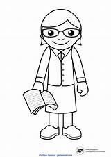Helpers Coloring Teacher Helper Printable Workers Preschool Worksheets Activities Sheets Occupation Boyama Templates Jobs Theme Teache Briliant Kitapları Teaching ücretsiz sketch template