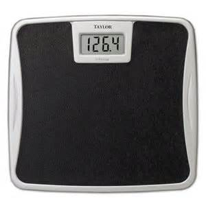taylor lithium electronic digital scale shopko