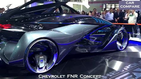 Chevrolet Fnr Concept-the Future Concept Car