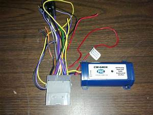 Fs  Gm Truck Wiring Harness For Aftermarket Stereo