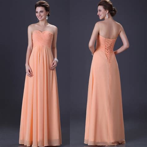 longdress cc61140 strapless evening formal ballgown prom wedding