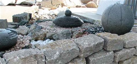 Steinbrunnen Für Garten by Garten Brunnen Figuren