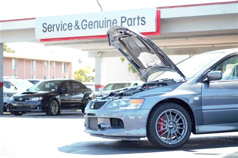 2006 Mitsubishi Lancer Evolution Mr For Sale by Someone Paid 138k For A Brand New 2006 Mitsubishi