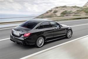 Mercedes Classe C 4 : mercedes amg c43 restyl e 2018 infos et photos officielles ~ Maxctalentgroup.com Avis de Voitures