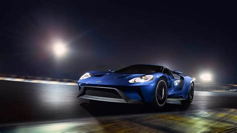 2017 Ford Gt Hd Wallpaper