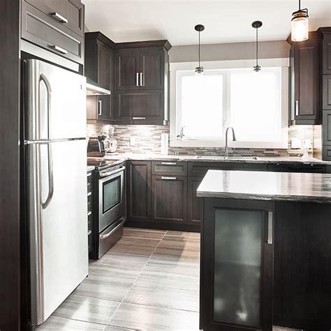 armoire de cuisine polyester cuisines beauregard cuisine réalisation 357 armoires