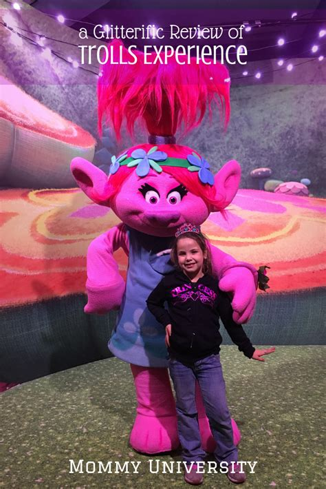 glitterific review   trolls experience  nyc