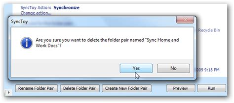 Synchronize Folders Between Computers And Drives With
