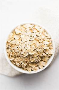 Easy Homemade Oat Flour | Amy's Healthy Baking