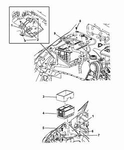 2005 Dodge Durango Engine Diagram : 55362632ab genuine dodge tray battery ~ A.2002-acura-tl-radio.info Haus und Dekorationen