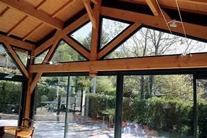 modeles de verandas sur terrasse viralss With veranda sur terrasse bois