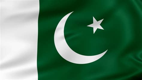 Pakistan Flag Animated Wallpaper - flag of pakistan 3d wallpaper illustration national